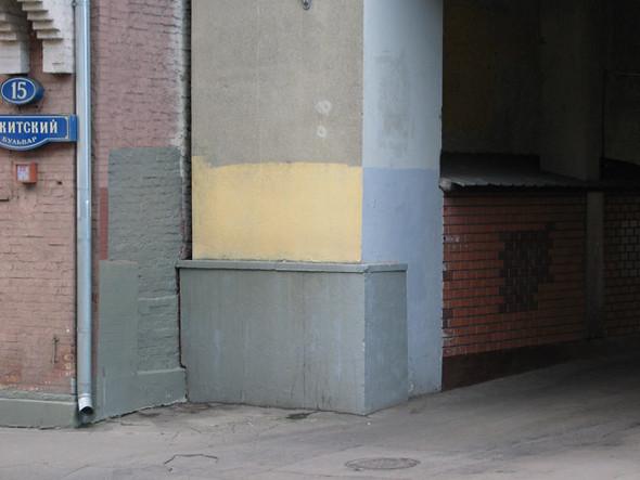 Художественные методы уничтожения граффити. Изображение № 8.