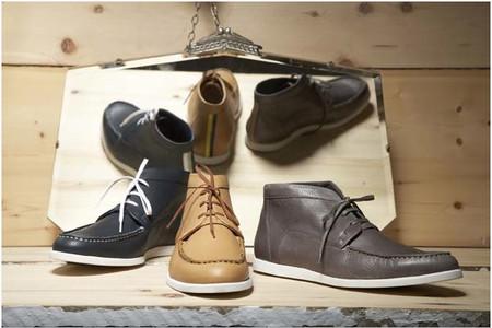 Коллекция мужской обуви Shofolk FW08. Изображение № 2.