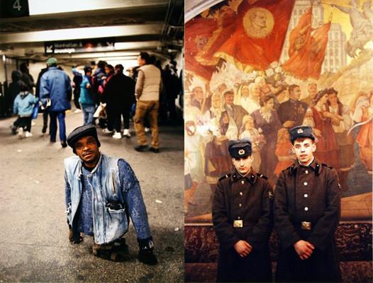 Метрополис: 9 альбомов о подземке в мегаполисах. Изображение № 64.