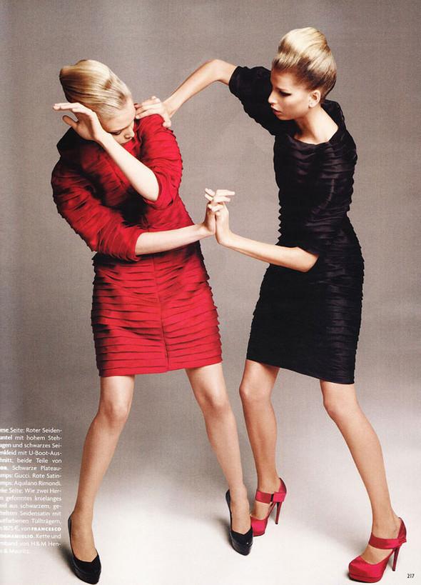 Moderne Magie Vogue German, November 2009. Изображение № 9.
