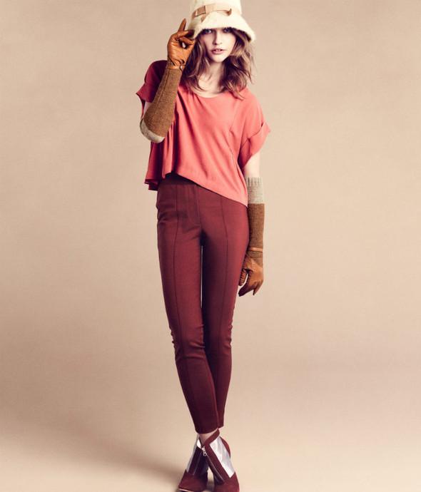Лукбук: Саша Пивоварова для H&M FW 2011. Изображение № 8.