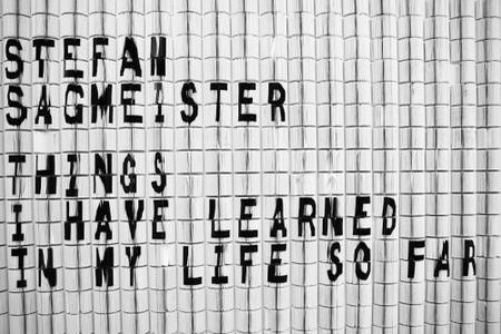 Stefan Sagmeister. Изображение № 10.
