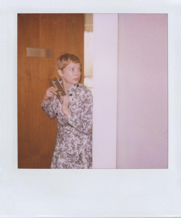 Лукбук: Мишель Уильямс для Boy by Band of Outsiders SS 2012. Изображение № 17.