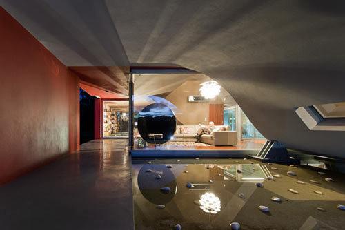 Изображение 12. Новый дом-птица архитектора Бернарду Родригеша.. Изображение № 12.