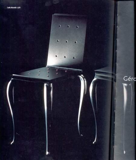 Philippe Starсk book. Изображение № 23.