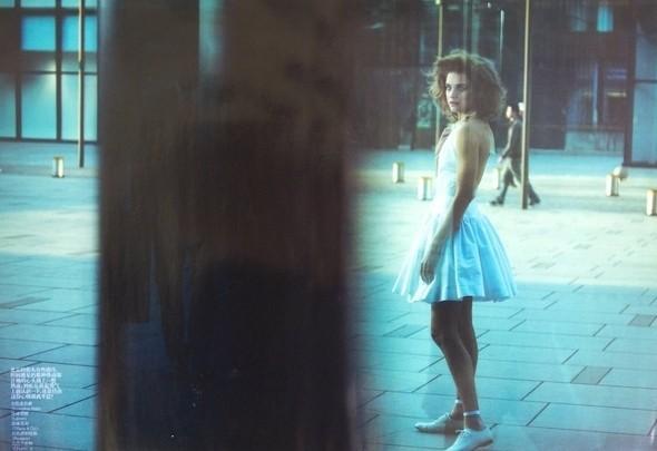 Изображение 30. Съёмки: i-D, Man About Town, Vogue и другие.. Изображение № 35.