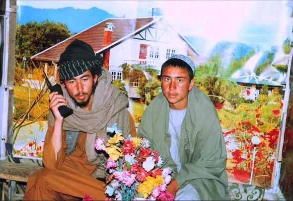 Талибан – ретушированная красота смерти. Изображение № 44.