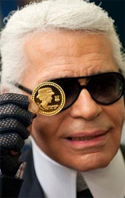 Coco Chanel появится намонете в5 евро. Изображение № 2.