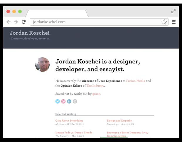 Блог о дизайне для профессионалов и любителей. Изображение № 1.
