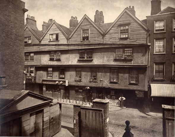 Призраки старого Лондона. Изображение № 10.