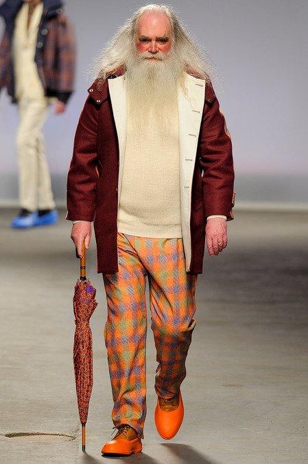 Началась Неделя мужской моды в Лондоне. Изображение № 24.