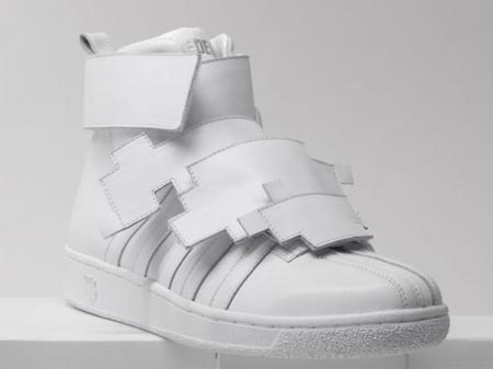 Геометрическая обувь отK-Swiss. Изображение № 2.