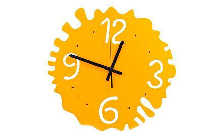 Креативные настенные часы. Изображение № 1.