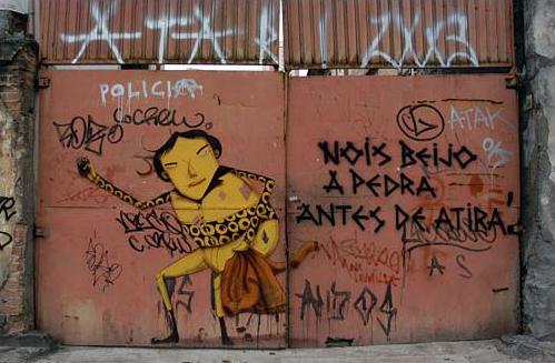 Стены Рио-де-Жанейро. Изображение № 49.