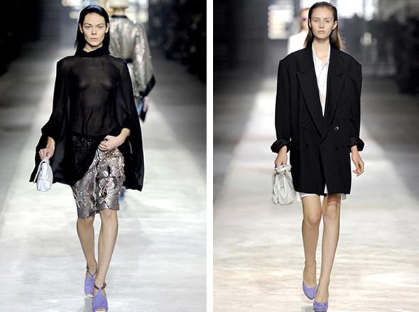 Неделя моды в Париже: первые показы. Изображение № 2.