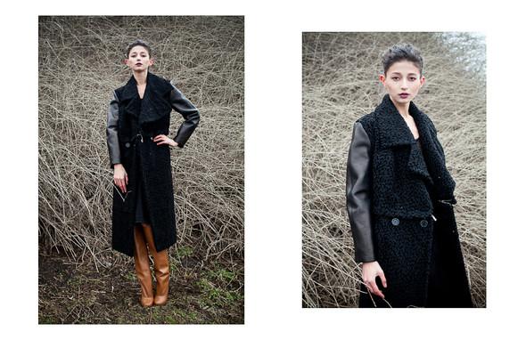 Изображение 3. Lookbook Kamenskayakononova f/w 2011/2012.. Изображение № 3.