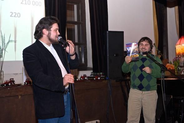 В Москве вручили авторскую премию «Гектары благотворительности». Изображение № 3.