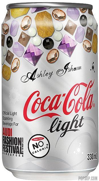 Coca-Cola выпустит новую колу limited edition. Изображение № 1.