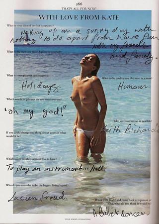 Части тела: Обнаженные женщины на фотографиях 1990-2000-х годов. Изображение №210.