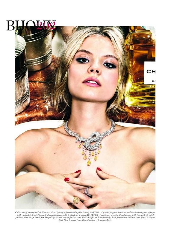 Съёмка: Магдалена Фрацковяк для французского Vogue. Изображение № 3.
