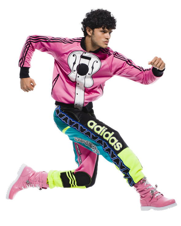 Лукбук: Adidas Originals by Jeremy Scott SS 2012. Изображение № 35.