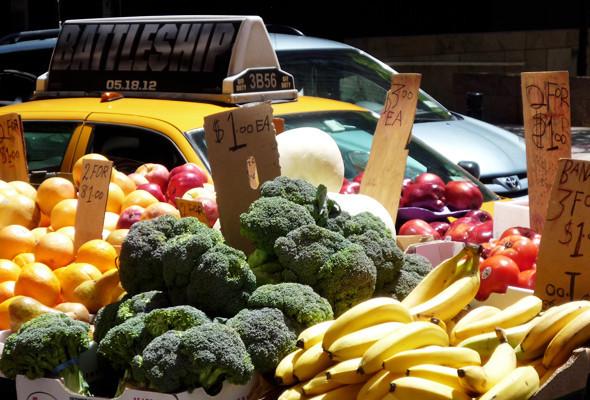 Дневник модели: Модели о любви к фильмам, Нью-Йорку и сырым овощам. Изображение № 5.