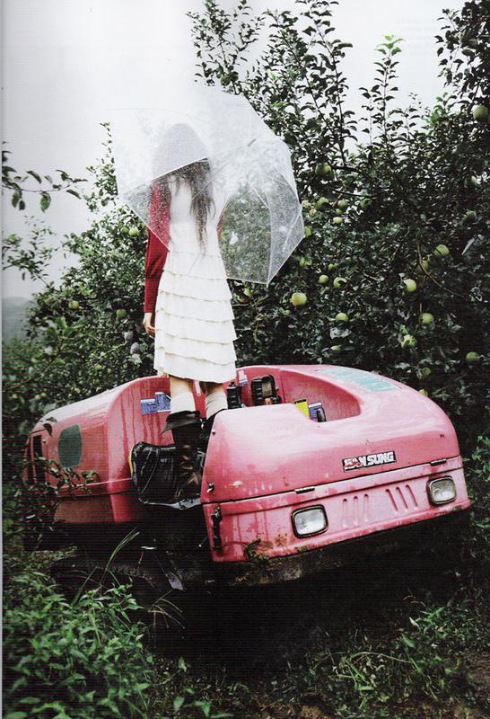 Яблочная ферма (Elle Girl Korea October 2007). Изображение № 9.