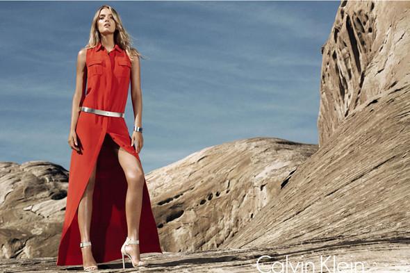 Кампания: Calvin Klein White Label SS 2012. Изображение № 1.