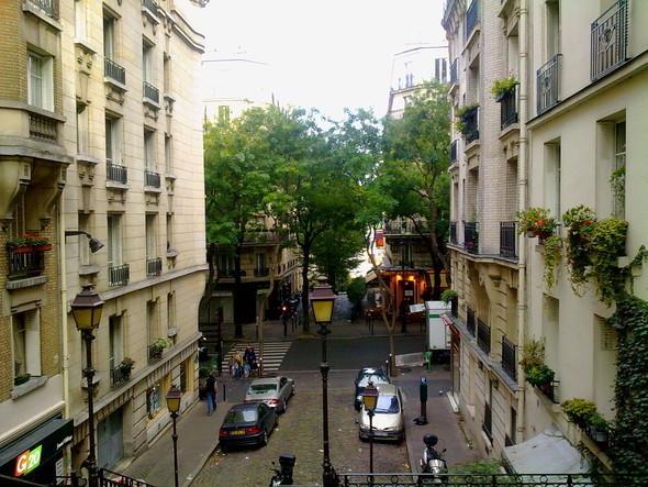 Пару слов о Париже. Изображение № 3.