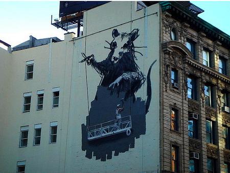Изображение 1. Гигантские крысы атакуют Нью-Йорк.. Изображение № 1.