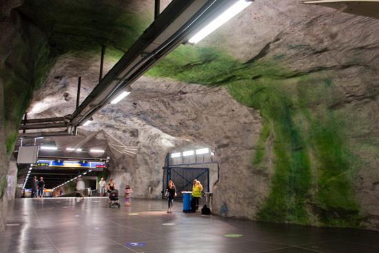 Архитектура подземок. Изображение № 3.
