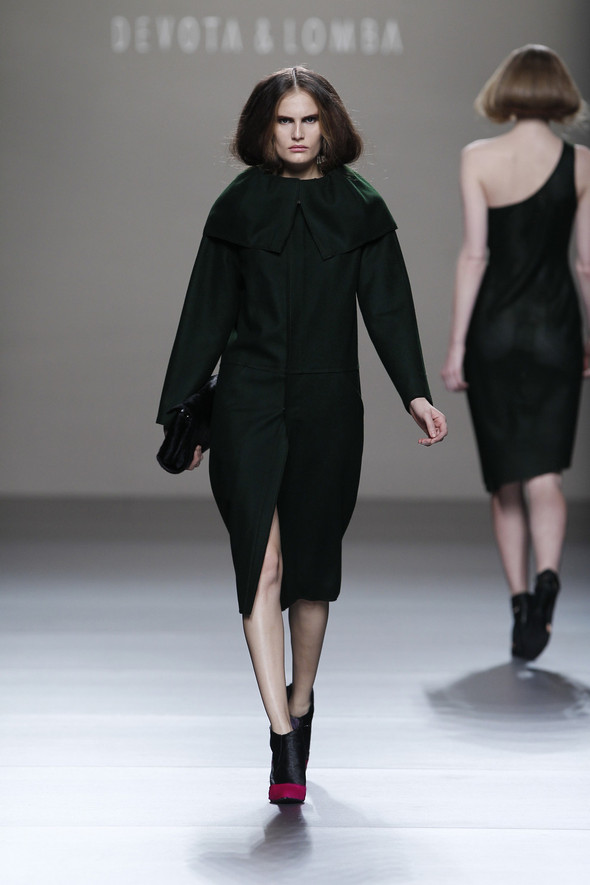 Испанцы Fall Winter 2011/2012: DEVOTA & LOMBA. Изображение № 3.