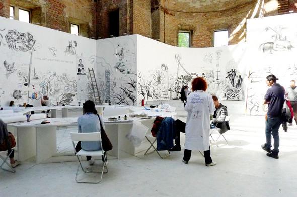 Берлинская биеннале. Изображение №80.