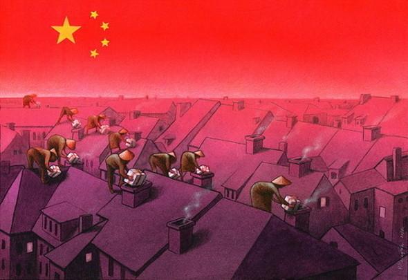 Изображение 21. Карикатурист Pawel Kuczynski.. Изображение № 21.