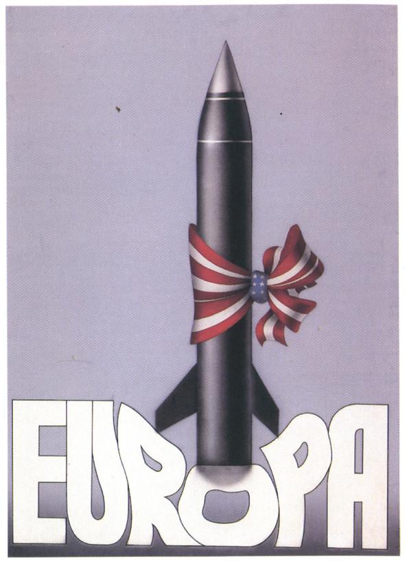 Искусство плаката вРоссии 1884–1991 (1985г, часть 2-ая). Изображение № 18.