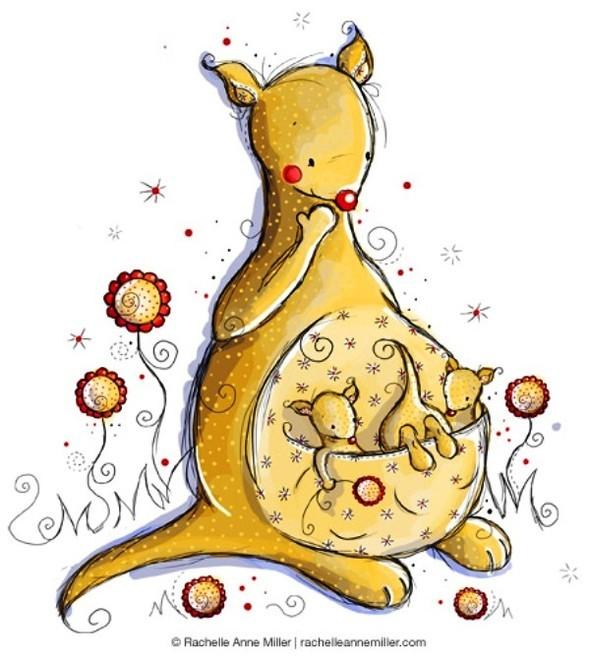 Иллюстратор Rachelle Anne Miller. Изображение № 25.
