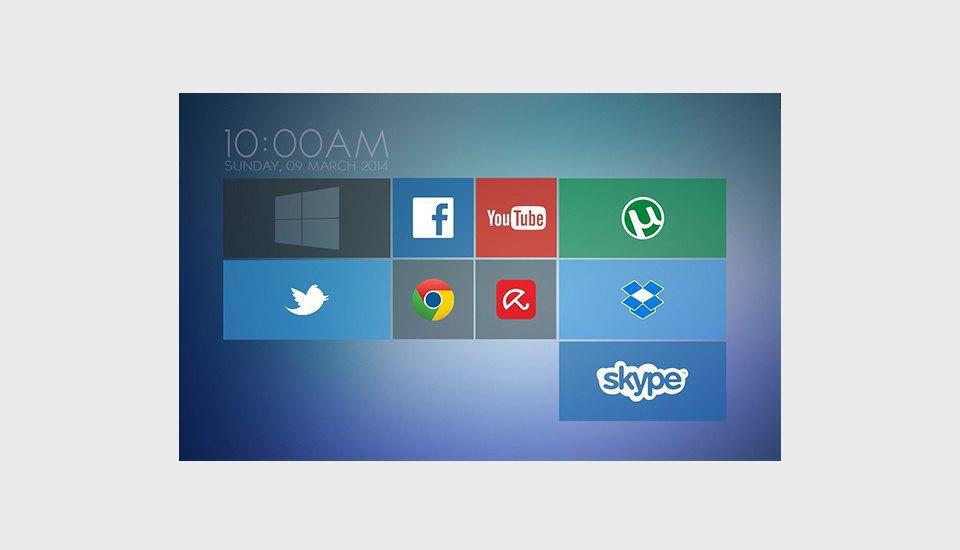 11 концептов Windows 9, которые лучше Windows 10. Изображение № 43.