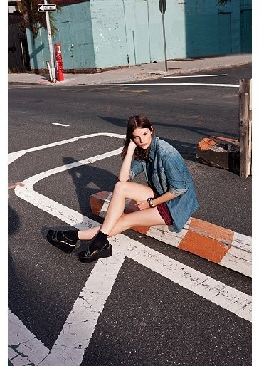 Лукбук: Urban Outfitters January 2012. Изображение № 15.