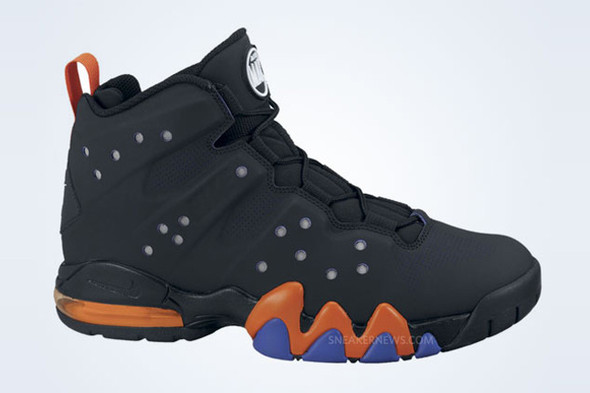NIKE AIR MAX 2 BARKLEY (SUNS). Изображение № 2.