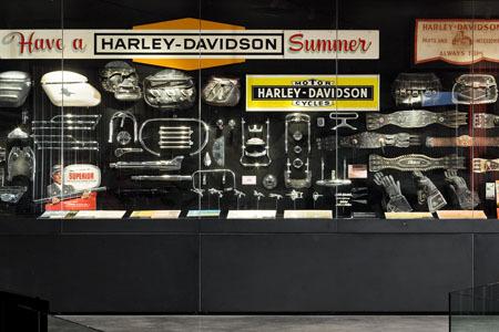 Музей Harley-Davidson вМилуоки. Изображение № 1.