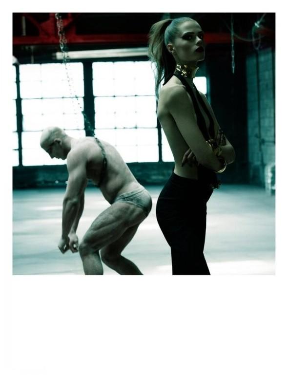 Съемки: Vogue, Numero, Tush и другие. Изображение №35.