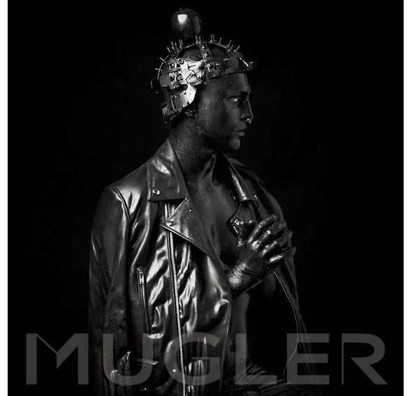 Изображение 3. Леди Гага сыграет новые треки на показе Thierry Mugler.. Изображение № 2.