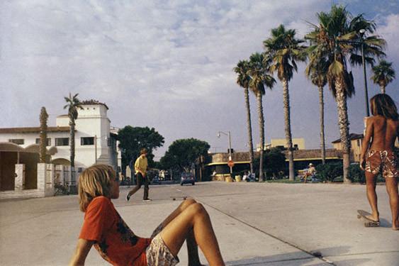 Hugh Holland. Скейтборд-хроники 70-х. Изображение № 10.