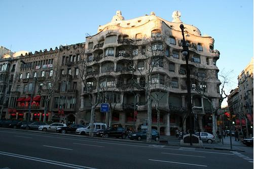 Изображение 5. Барселона: общественные пространства.. Изображение № 7.