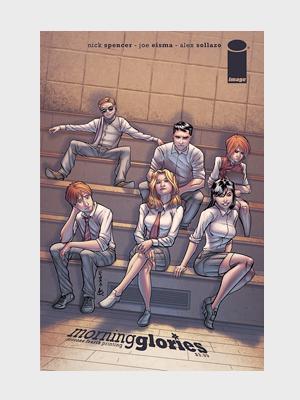 13 молодых авторов комиксов, за которыми нужно следить. Изображение № 3.