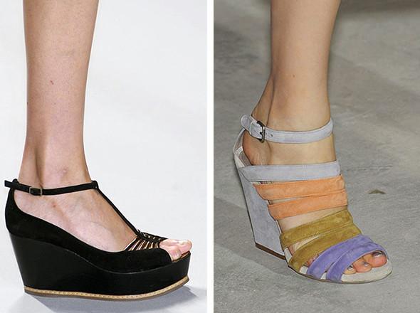 Walking in my shoes: 10 тенденций обуви весны-лета 2011. Изображение № 6.