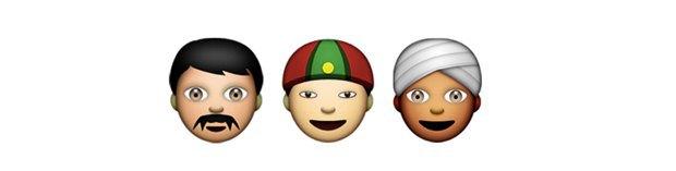 Apple готовит расово правильные Emoji . Изображение № 1.