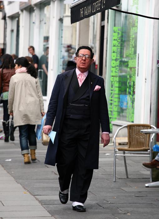 Street fashion Англия. Изображение № 25.