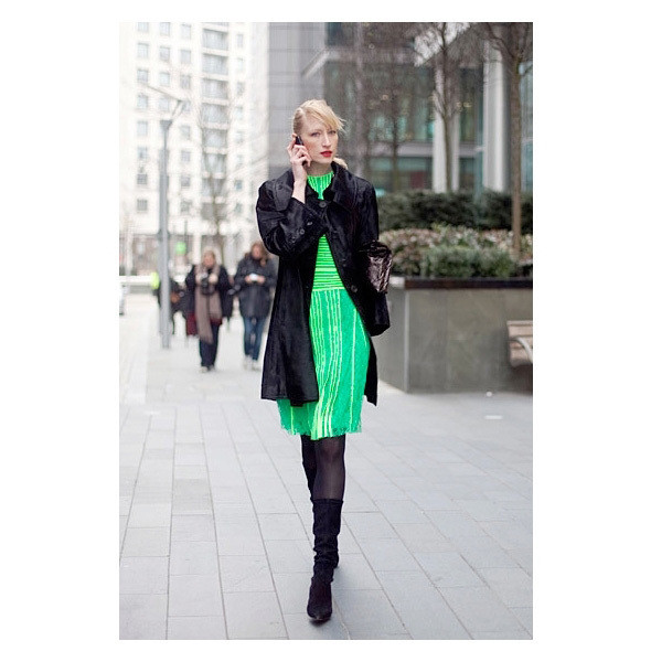 Изображение 84. На полях: 10 тенденций уличного стиля с прошедших недель моды.. Изображение № 84.