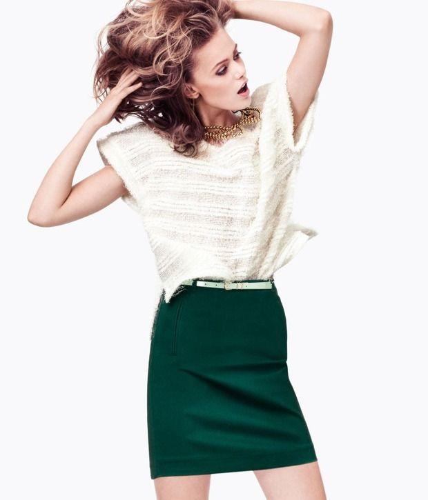 Вышли новые лукбуки Zara, Free People, Mango и других марок. Изображение № 86.
